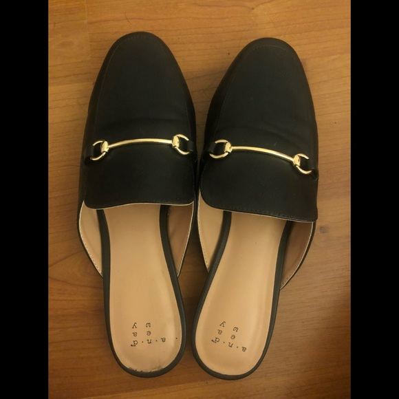 4d2055e2af8 a new day Shoes - Target A New Day Women s Black Loafers size 8